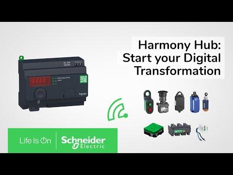 Harmony Hub: Industrial Wireless Data Collector