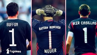 30 Best Goalkeepers Of All Time Who Wore Number #1