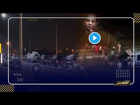 طرد الشرطة المصرية