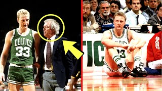 The Ugly Truth Of Larry Birds Downfall