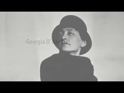 Vidéo de Georgia O'Keeffe