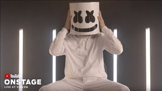 YouTube OnStage: Special Announcement from Marshmello | Parody