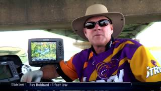 Lake Bridgeport TX Crappie Fishing Southwest Outdoors Report #20 - 2012 Season