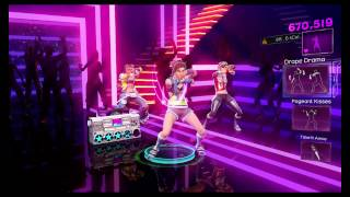 Dance Central 3 Hard 5 Stars TLC Ain't Too Proud to Beg
