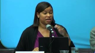 Dr. Imani Goffney, Assistant Professor of Mathematics Education, University of Houston