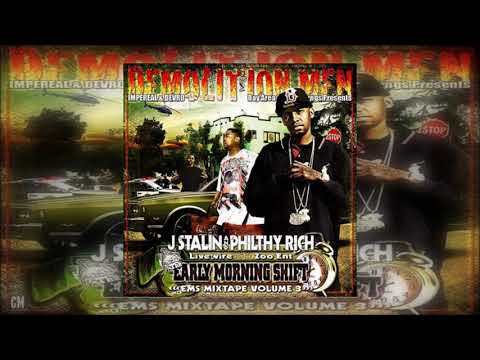 Download J. Stalin & Philthy Rich - The Early Morning Shift Vol. 3 [Full Mixtape] [2010] HD Mp4 3GP Video and MP3