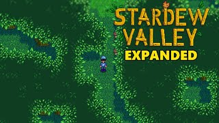 Stardew Valley Expanded Mod - More Revamped Exteriors