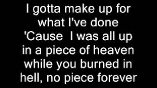 Avenged Sevenfold - A Little Piece Of Heaven Lyrics