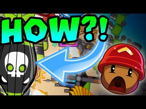 When A NOOB Is Secretly A PRO... (Bloons TD Battles)