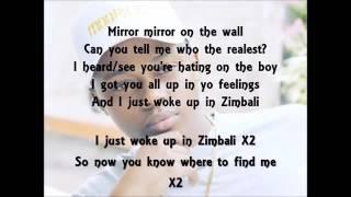 A Reece Zimbali Lyrics