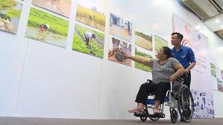 """""""Sắc màu hòa nhập"""" - Người khuyết tật tự kể vể mình qua ảnh"""