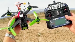 Eachine Falcon 210 Pro FPV Racer Flight Test Review