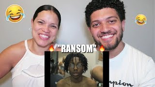 """MOM REACTS TO LIL TECCA! """"RANSOM"""" *FUNNY REACTION*"""