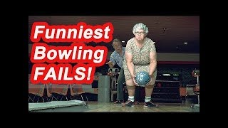 SPORT FAILS - Bowling Fails Compilation 2018