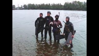 Подводная охота в Красноярске: разбираемся, какую рыбу можно поймать в Енисее