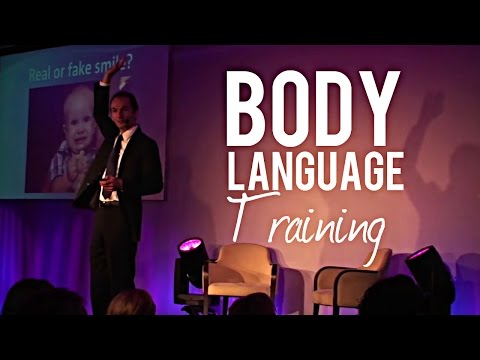 Body Language Training by the Center for Body Language and ...