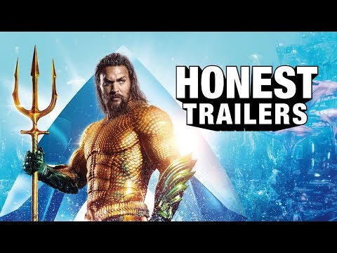 An Honest Trailer for Aquaman