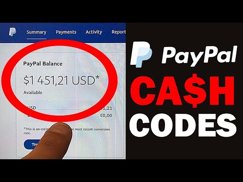 , title : 'Free PayPal Money Cash Codes - Get Them Here (No Skill) 2021 - Make Money Online