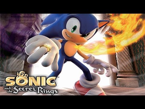 Sonic and the Secret Rings All Cutscenes (Game Movie) 1080p HD 60FPS
