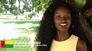Sandra Marisa Araujo Monteiro Contestant from Guinea Bissau for Miss World 2016 Introduction
