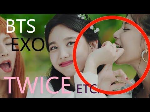 MISTAKES IN KPOP MUSIC VIDEOS PART 2 (BTS, BLACKPINK, EXO, TWICE, ETC.)