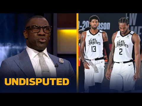 Skip & Shannon on Clippers' failed chemistry & special treatment of Kawhi & PG   NBA   UNDISPUTED
