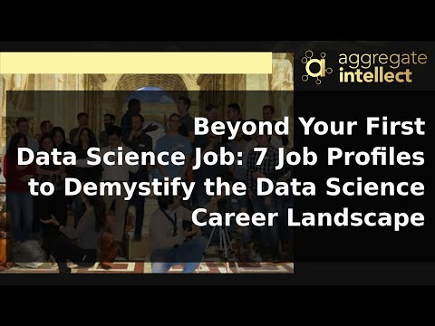 Beyond Your First Data Science Position: 7 Job Profiles to Demystify the DS Career Landscape