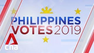 Philippines Votes: Initial Vote Counting Underway In Midterm Elections