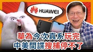 (中文字幕) 華為今次真係玩完 中美間諜搜捕停不了〈蕭若元:理論蕭析〉2020-05-16