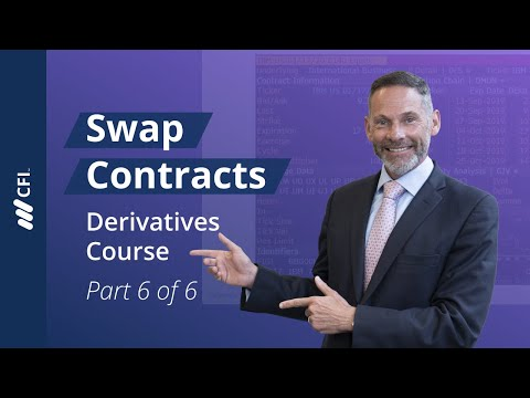 Swap Contracts - Introduction to Derivatives Part 6 of 6 - YouTube