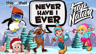 """""""Never Have I Ever..."""" (Winter Holiday Workout For Kids)"""