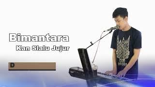 Gambar cover Kan Slalu Jujur  Bimantara (Official Liryc)