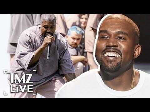 [TMZ]  Kanye West: The Surprise Album Delay