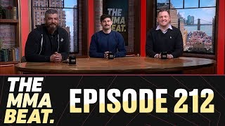 The MMA Beat: Episode 212 (UFC 231: Holloway vs. Ortega Preview, Hardy-Ostovich situation, More)