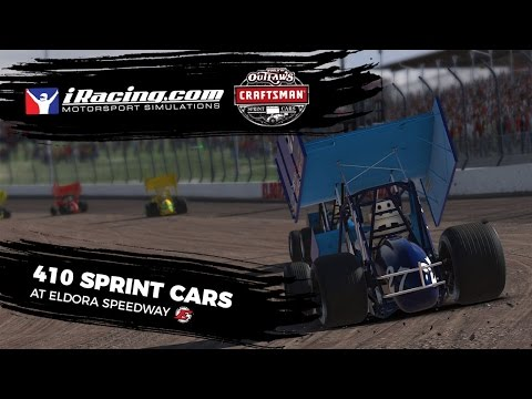 Coming March 29th | World of Outlaws Craftsman Sprint Car Series on iRacing