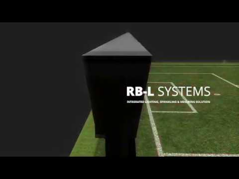 RHENAC SPORTS LED R-BL GRASS GROW LIGHTING SYSTEM