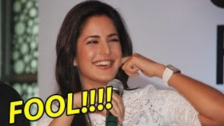 CHECKOUT | Katrina Kaif Makes FOOL Of Herself