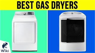 5 Best Gas Dryers 2019