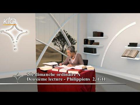 26e dimanche ordinaire A - 2e lecture
