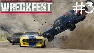 Wreckfest ПРОХОЖДЕНИЕ #3