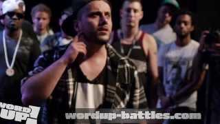 WordUP! 12e édition: Dony S vs Giroux