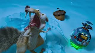 Ice Age No Time For Nuts 4 D