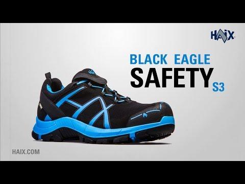 HAIX TV-Spot 2015 - Black Eagle Safety - Sicherheitsschuh