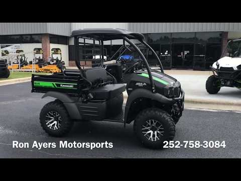 2019 Kawasaki Mule SX 4X4 XC SE in Greenville, North Carolina - Video 1