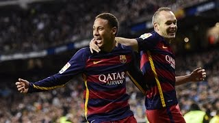 Barcelona vs Real Madrid 4-0 All Goals El Clasico 21-11-2015 1080p