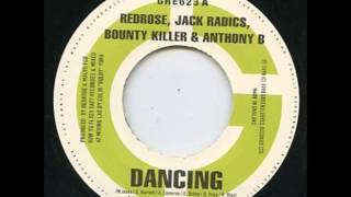Bounty Killer, Anthony B, Jack Radics & RedRose - Heartbeat (Dancing)