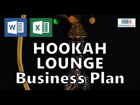 , title : 'HOOKAH LOUNGE BUSINESS PLAN - Template with Example & Sample