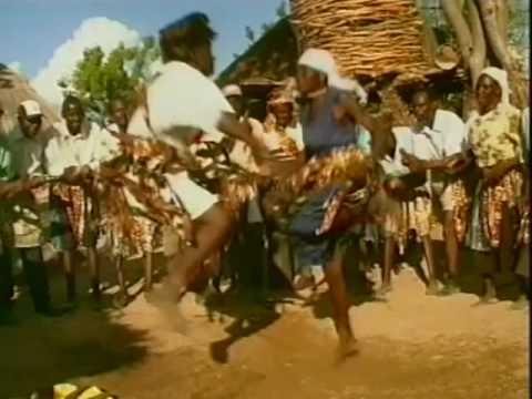 Mbende Jerusarema dance - intangible heritage - Culture