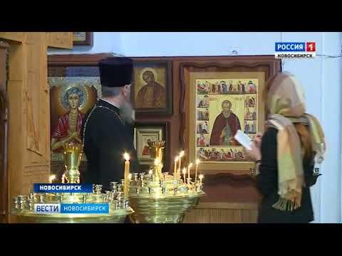 Новый храм матроны на севере москвы