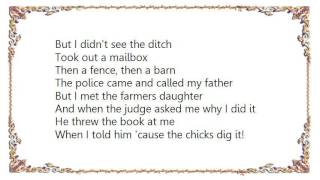 Chris Cagle - Chicks Dig It Lyrics